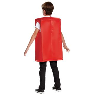 LEGO® Red Brick Costume