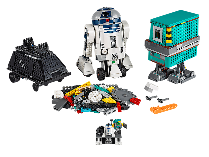 Droid Commander With Exclusive Free VIP Gift