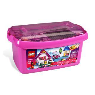 레고® 대형 핑크색 블록 박스