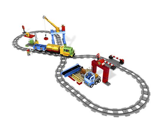 deluxe train set 5609 duplo lego shop. Black Bedroom Furniture Sets. Home Design Ideas