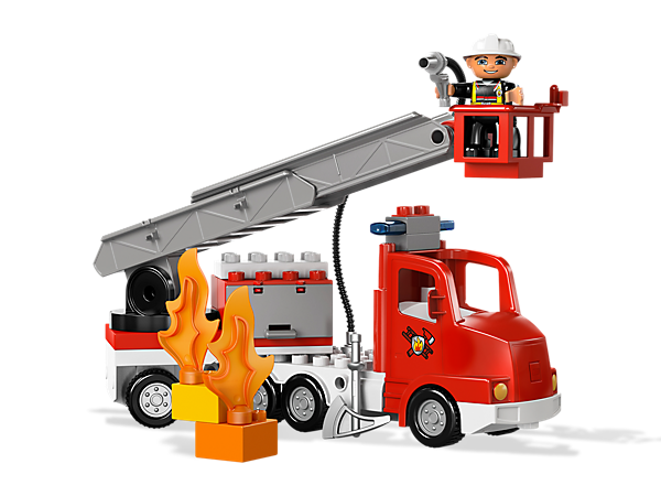 Fire Truck 5682 Duplo Lego Shop