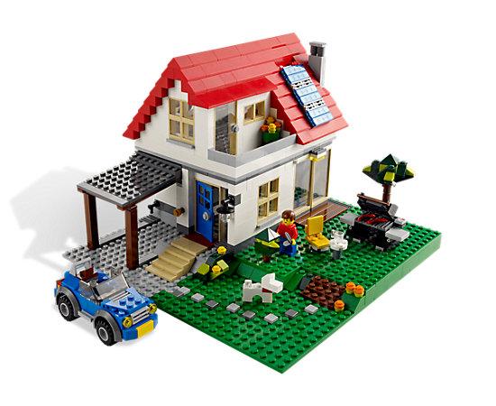 Hillside house 5771 creator 3 in 1 lego shop for House creator