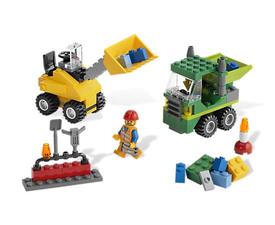 Lego Road Construction Building Set 5930 Lego Shop