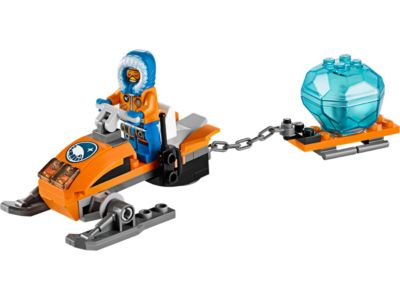 Explore product details and fan reviews for buildable toy Arctic Snowmobile 60032 from City Arctic. Buy today with The Official LEGO® Shop Guarantee.