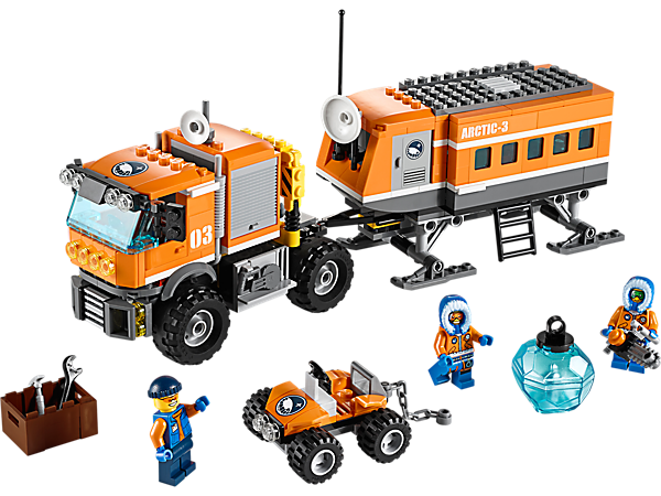 Explore product details and fan reviews for buildable toy Arctic Outpost 60035 from City Arctic. Buy today with The Official LEGO® Shop Guarantee.