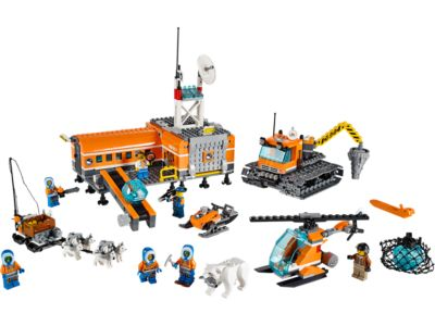 Explore product details and fan reviews for buildable toy Arctic Base Camp 60036 from City Arctic. Buy today with The Official LEGO® Shop Guarantee.