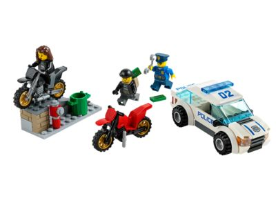High Speed Police Chase - 60042 | City | LEGO Shop