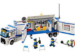 L'unité de police mobile