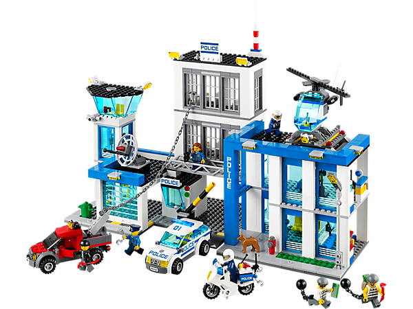 Explore product details and fan reviews for buildable toy Police Station 60047 from City Police. Buy today with The Official LEGO® Shop Guarantee.