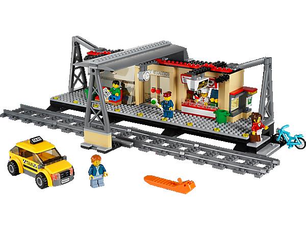 Train Station 60050 City Lego Shop
