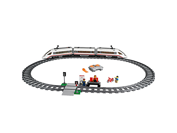 Explore product details and fan reviews for buildable toy High-speed Passenger Train 60051 from City Trains. Buy today with The Official LEGO® Shop Guarantee.