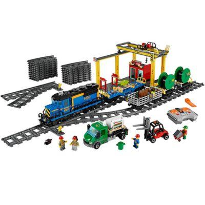 Le train de marchandises