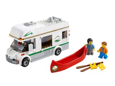 Camper Van - 60057 | City | LEGO Shop