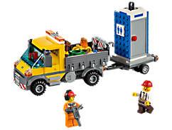 Le camion grue