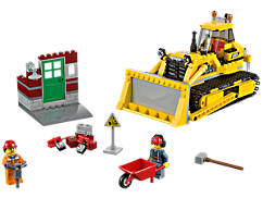 Le bulldozer
