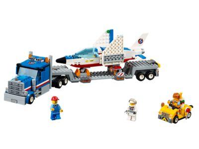 Transporter Odrzutowca 60079 City Lego Shop