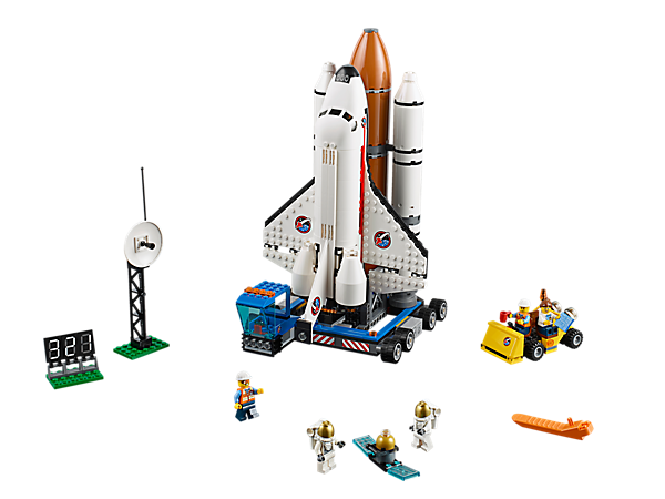 Explore product details and fan reviews for Spaceport 60080 from City. Buy today with The Official LEGO® Shop Guarantee.
