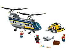 L'hélicoptère de haute-mer