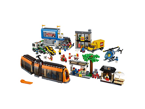 Explore product details and fan reviews for City Square 60097 from City. Buy today with The Official LEGO® Shop Guarantee.