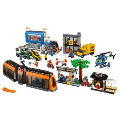 City Square - 60097 | City | LEGO Shop