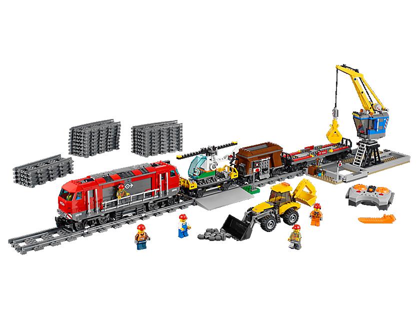'Lego Heavy-haul Train