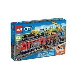 Pociąg Towarowy 60098 City Lego Shop