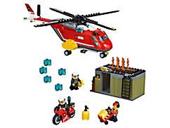 Feuerwehr-Löscheinheit