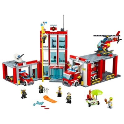 Explore product details and fan reviews for fire station 60110 from