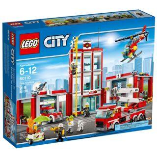 Große Feuerwehrstation