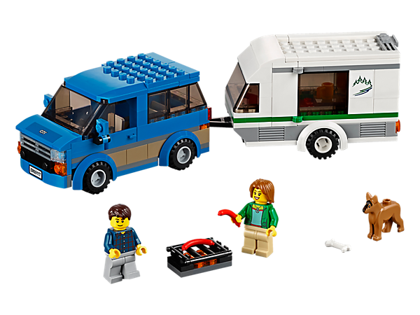 Explore product details and fan reviews for Van & Caravan 60117 from CITY. Buy today with The Official LEGO® Shop Guarantee.