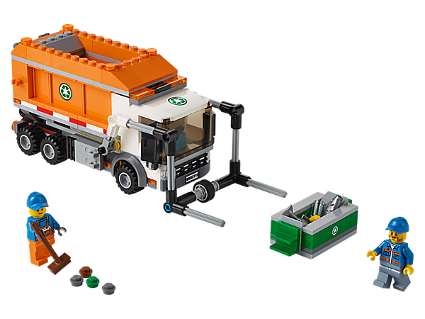 Garbage Truck 60118 City Lego Shop