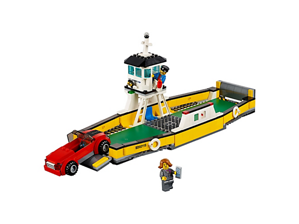 Explore product details and fan reviews for Ferry 60119 from CITY. Buy today with The Official LEGO® Shop Guarantee.