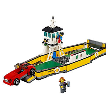 ferry lego shop