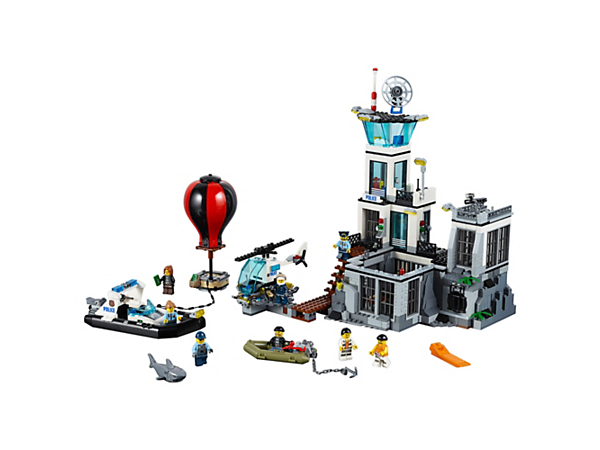 Explore product details and fan reviews for Prison Island 60130 from CITY. Buy today with The Official LEGO® Shop Guarantee.