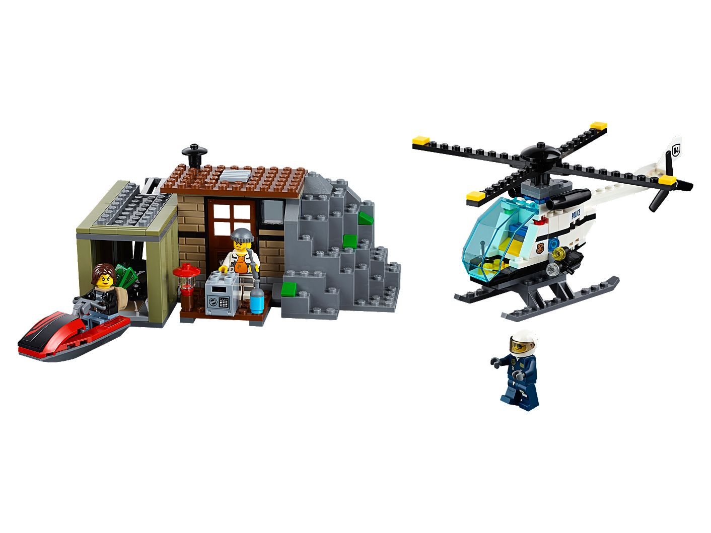 Crooks Island 60131 | City | Buy online at the Official LEGO® Shop US