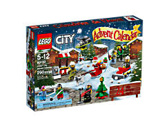 LEGO® City Adventskalender