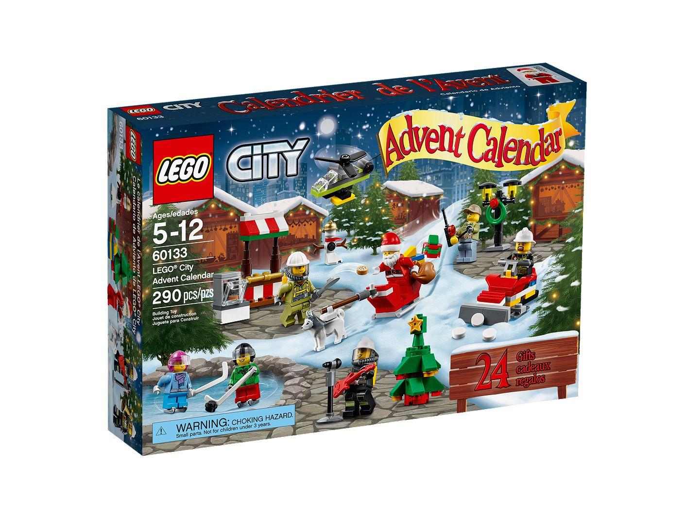 Calendario Avvento Lego City.Calendario Dell Avvento Lego City 60133 City Lego Shop Ufficiale It