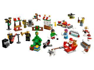 LEGO® City adventkalender