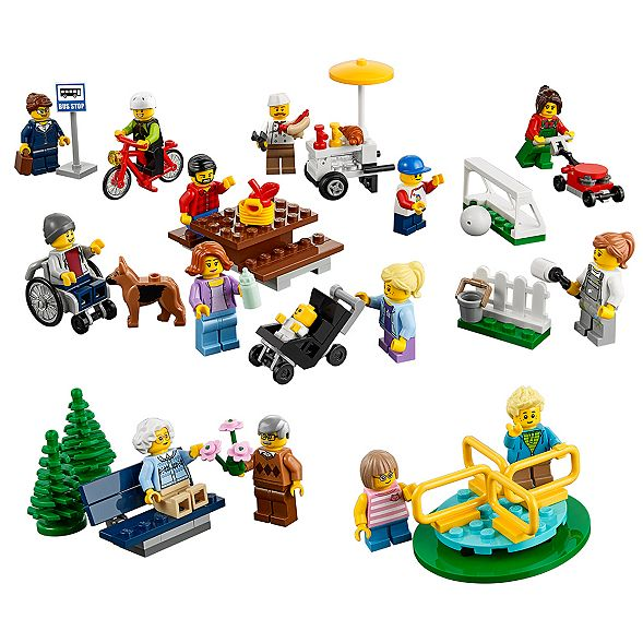 Fun in the park - City People Pack 60134 | City | Buy online at the Official LEGO® Shop US