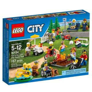 Fun in the park - City People Pack