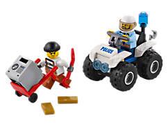 L'arrestation en tout-terrain