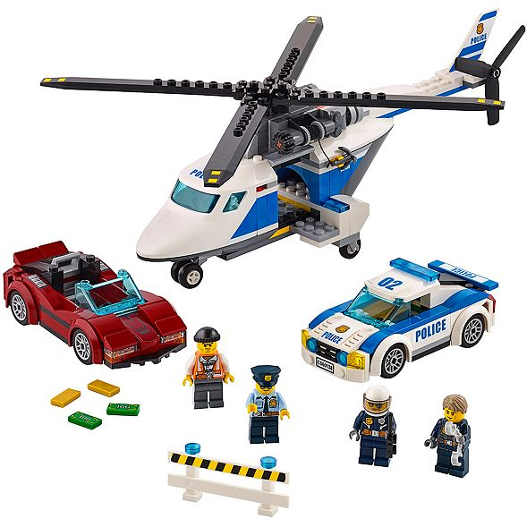 High-speed Chase 60138 | City | Buy online at the Official LEGO® Shop US