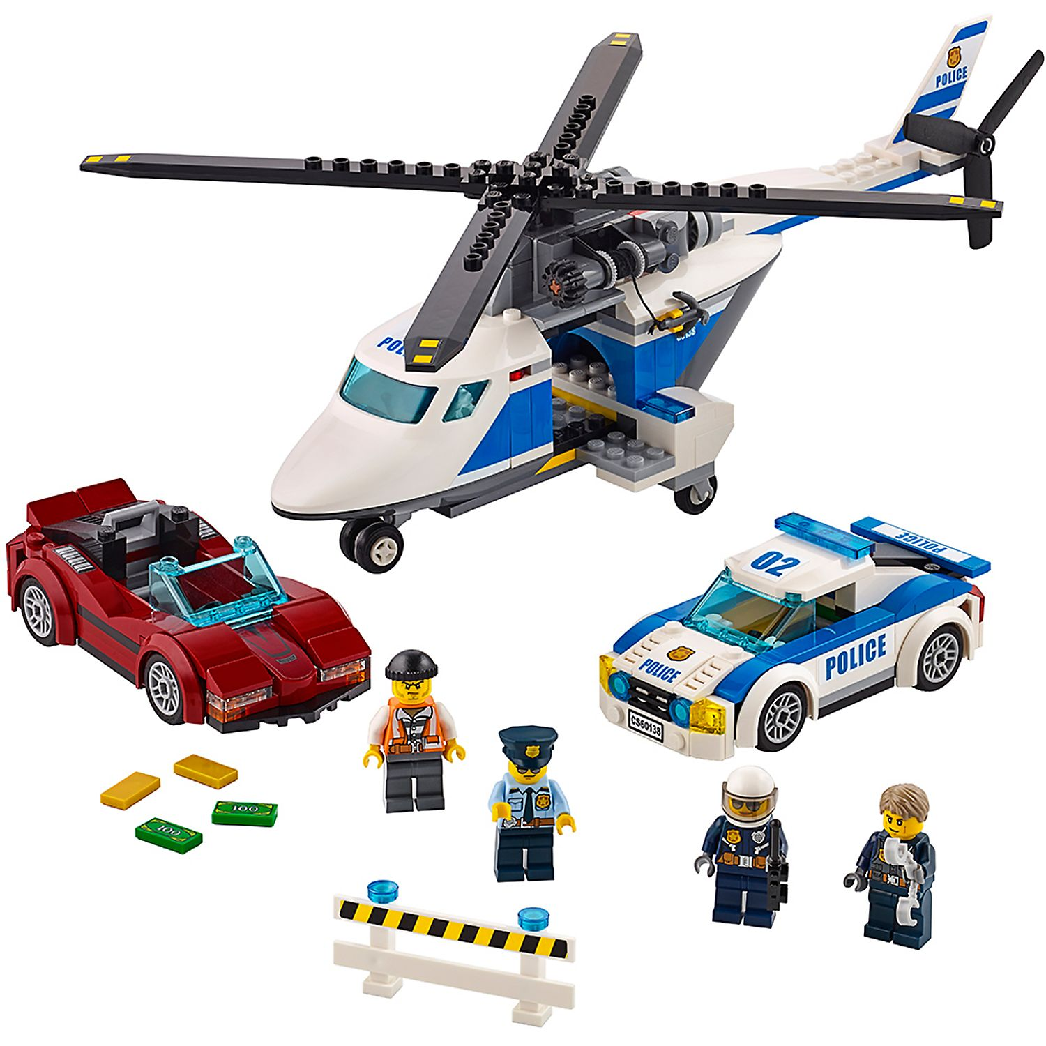 High Speed Chase 60138 City Lego Shop