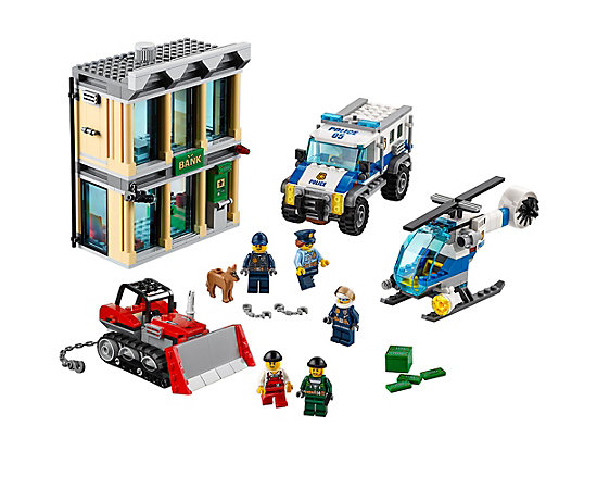 Bulldozer Break In 60140 City Lego Shop