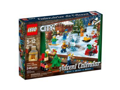 LEGO® City Advent Calendar - 60155 | City | LEGO Shop