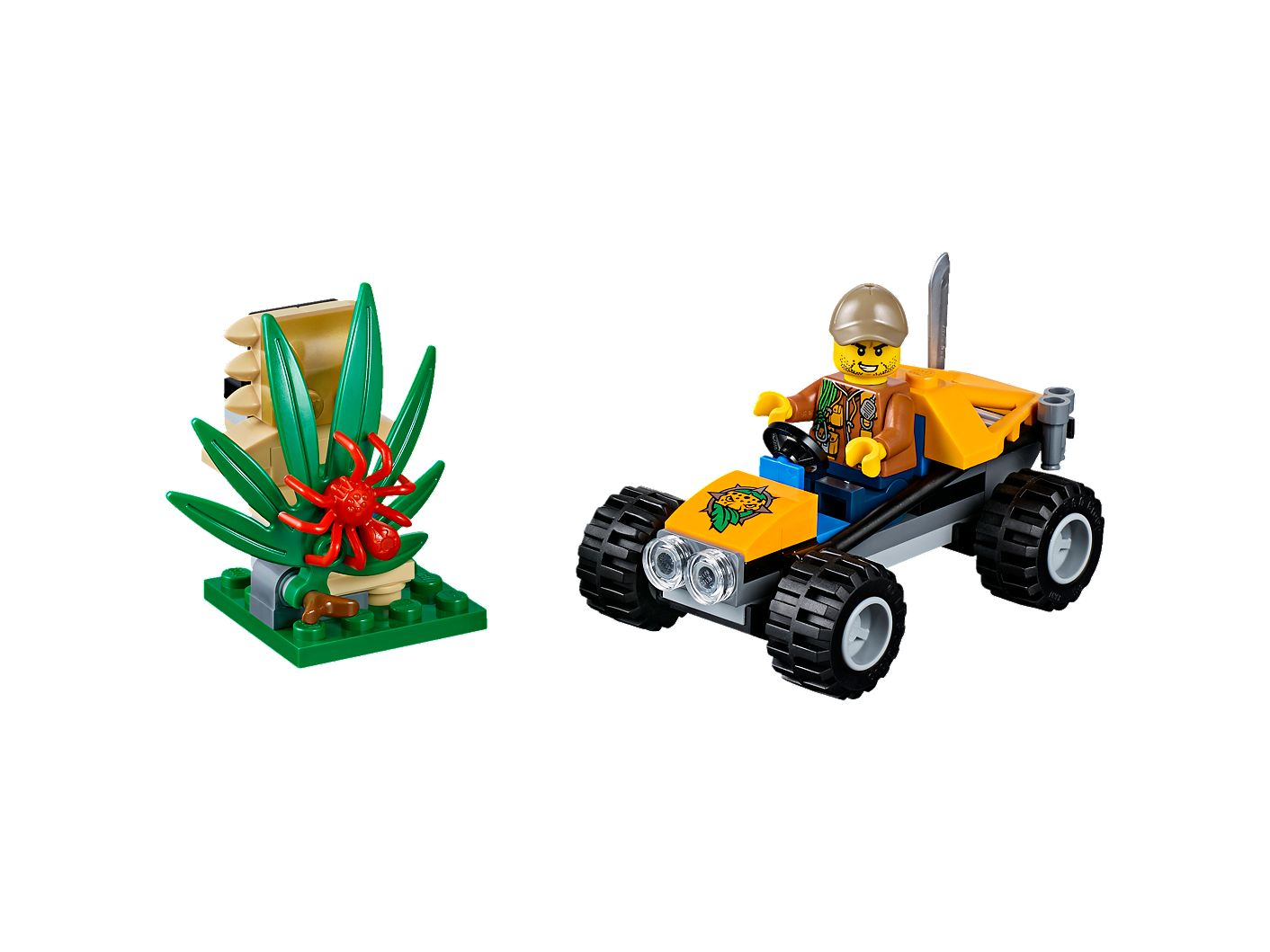 Jungle Buggy 60156 City Lego Shop