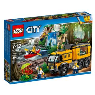 Mobiles Dschungel-Labor