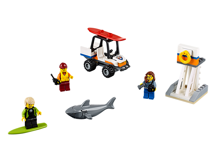 Lego Coast Guard Starter Set