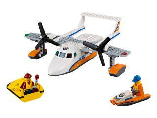 Sea Rescue Plane