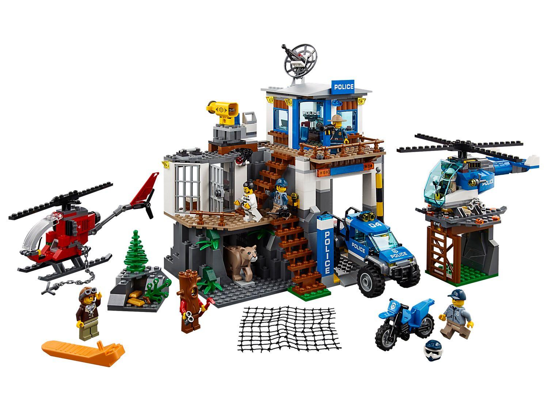 Górski Posterunek Policji 60174 City Lego Shop